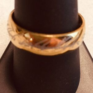 Accessories - Tolkien Middle Earth Ring Unisex